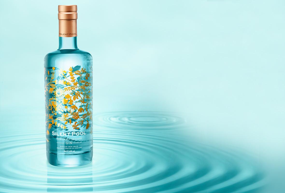 silent pool best craft gin
